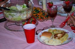 Mothers dinner 5