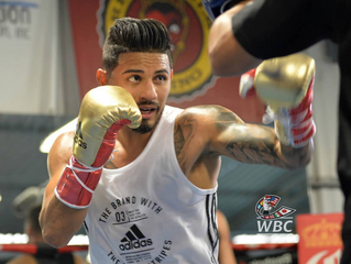 EXCLUSIVE: Abner Mares talks Gervonta Davis, in-ring advantages on fight night, and more in phone in