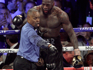 Fury Dominates And Stops Wilder In Rematch
