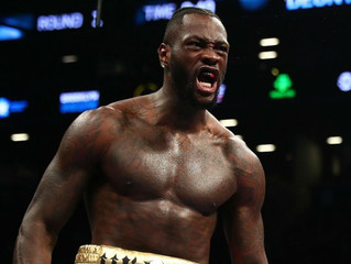 Wilder Shopping The Market For Distribution; DAZN Enters The Mix