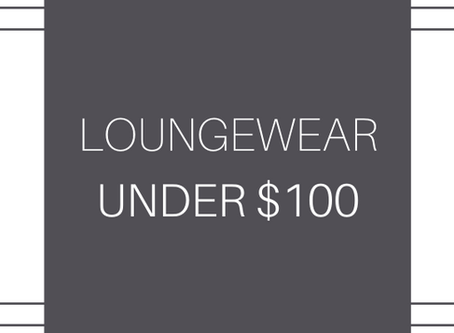 Cozy Loungewear for Working From Home Under $100