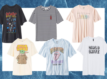 Graphic Tees to Throw On for Any Occasion