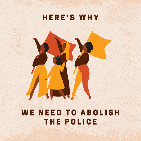 Here's Why we need to Abolish the Police