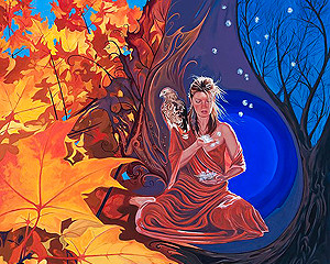 Autumn Equinox and All Systems Go!