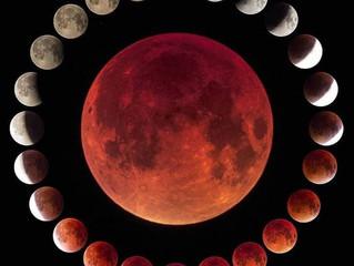 Super New Moon Total Solar Eclipse Week Begins Eclipse Season