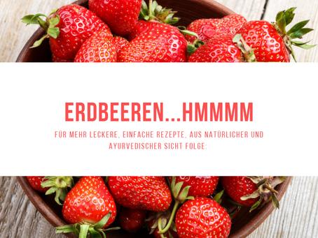 Erdbeeren im Ayurveda