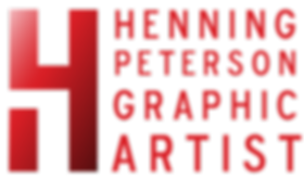 Logo | Henning Peterson Graphic Artist