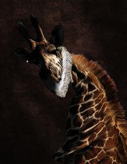 El Greco Giraffe