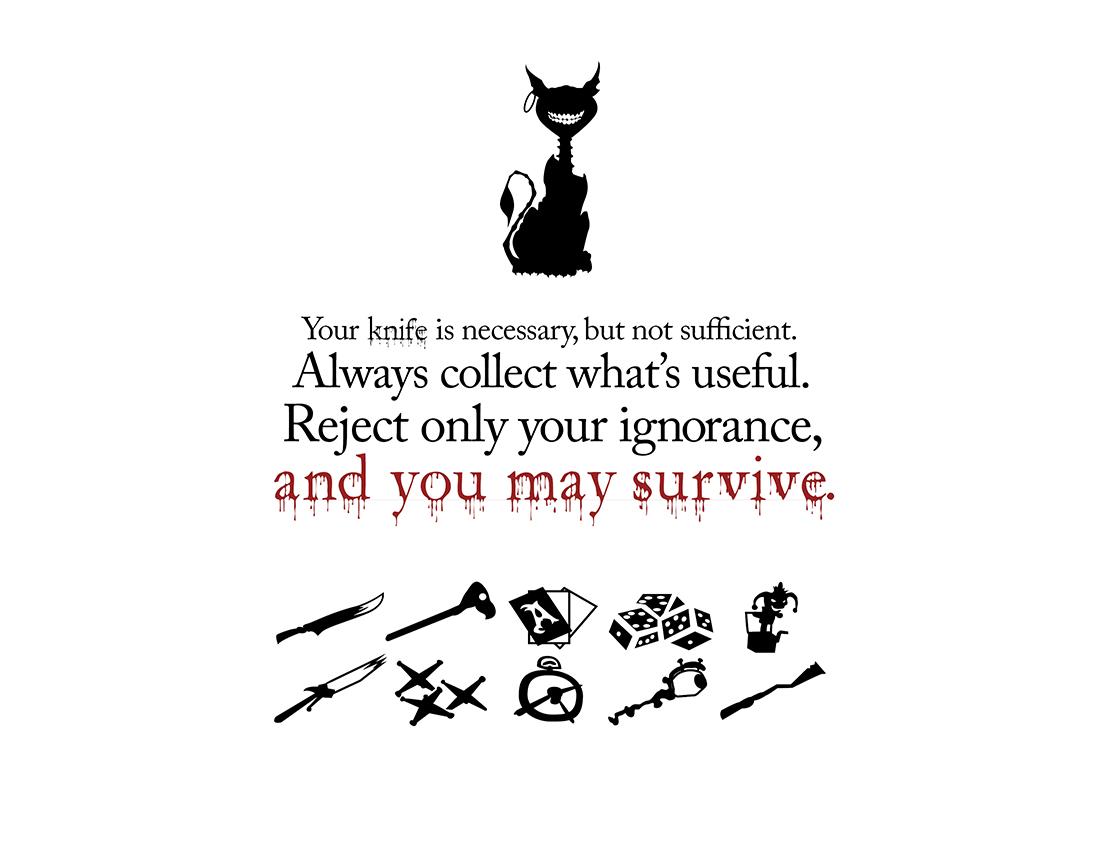 Alice Quote