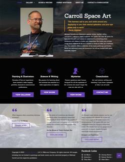 Website Michael Carroll