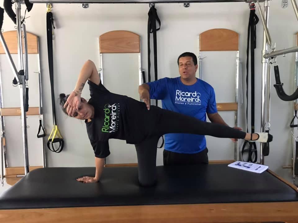Formação em Pilates