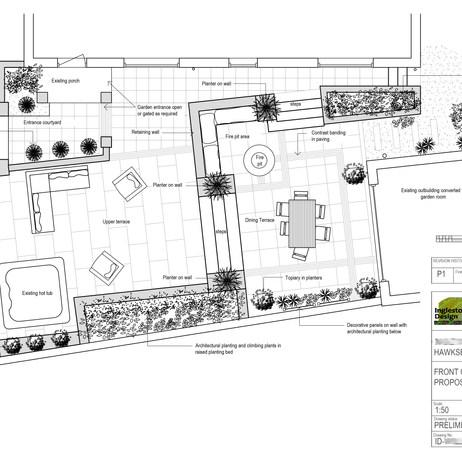 Hawksbury Courtyard