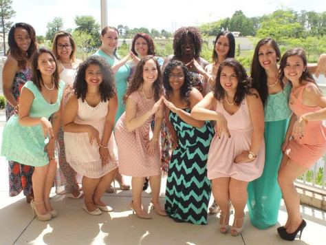 Lambda Theta Alpha Latin Sorority, Inc. Da Blaaazin' Beta Theta Chapter