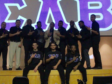 Sigma Lambda Beta International Fraternity, Inc. The Bad Boy Gamma Gamma Chapter