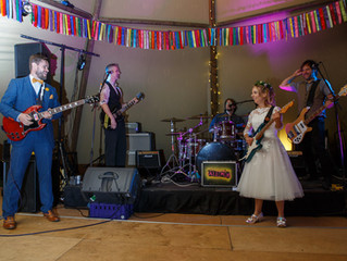 Whimsical Wonderland Wedding Feature