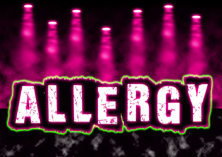 Allergy In The Uk band music covers hertfordshire