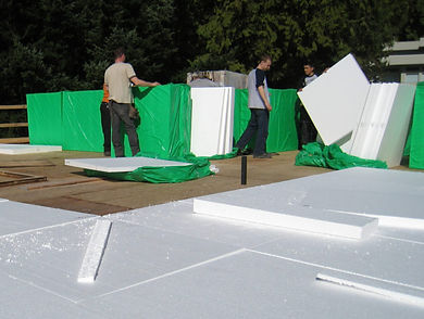 foam insulation XPS extruded polystyrene