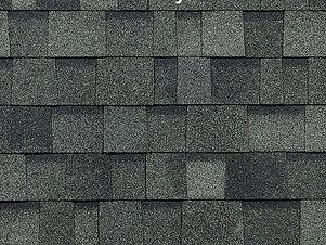 traditional grey dimensional roof shingle