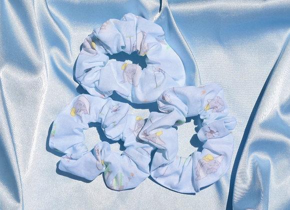 Handmade Dumbo Scrunchies