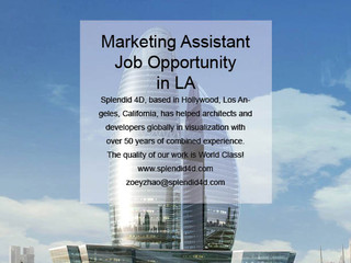 Marketing Assistant/Coordinator Wanted