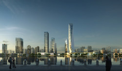 Urban Planning Photorealistic Archit