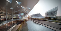 Commercial Photorealistic Architectu