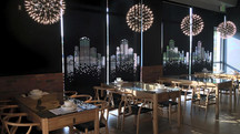 Hip Hot Restaurant Interior Design