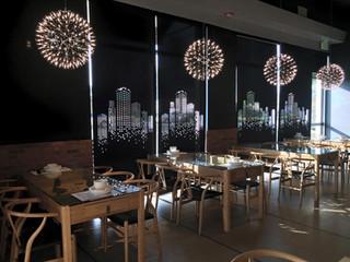 Hip Hot Restaurant Interior Design