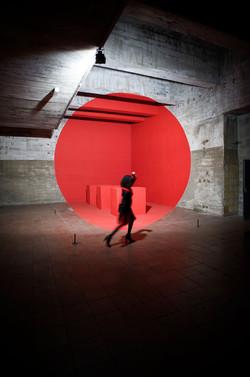 Exposition Georges Rousse, Bordeaux