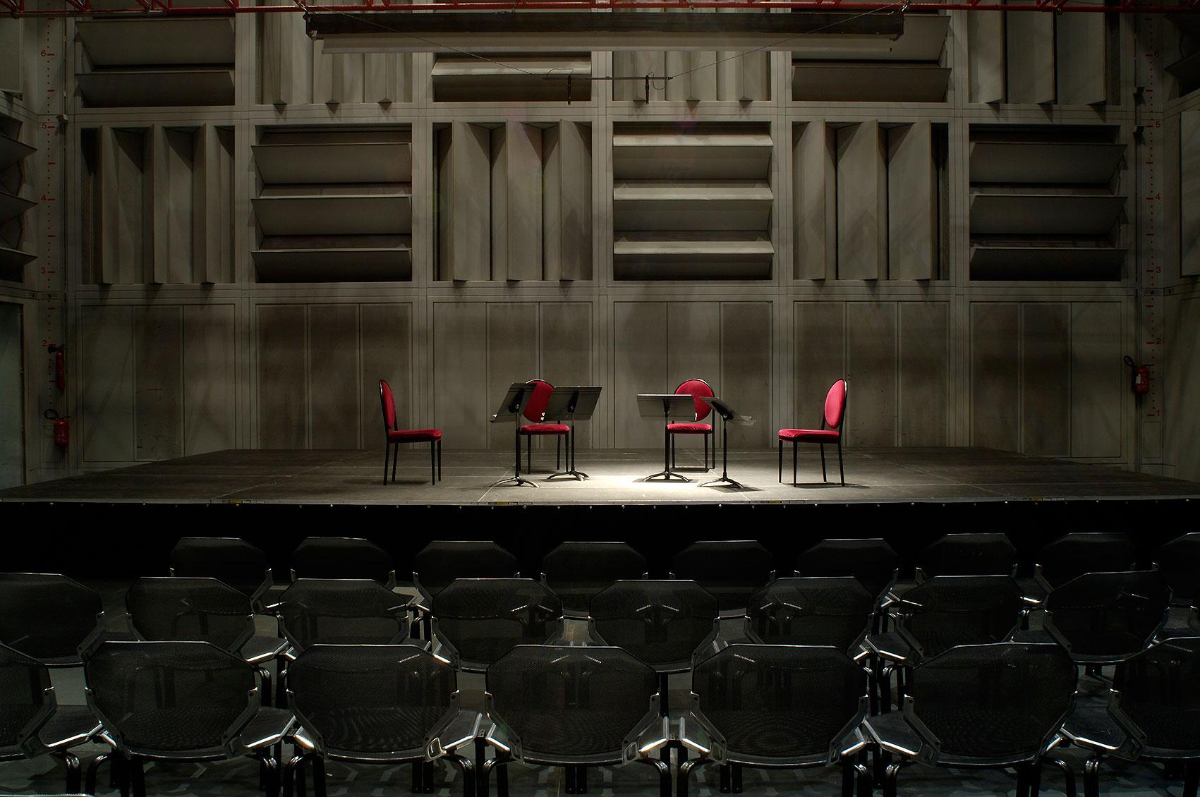 Salle Espro, IRCAM