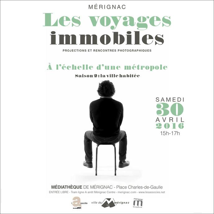 Les Voyages Immobiles #02 La ville Habitée