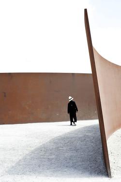 Richard Serra, Clara-Clara