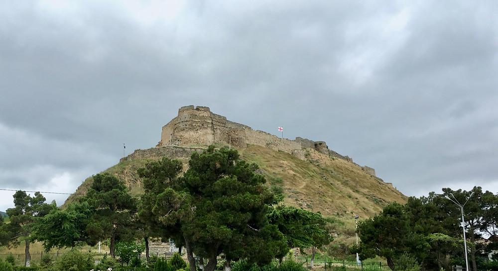 Gori Fortress, Gori, Georgia გორის ციხე, გორი, საქართველო