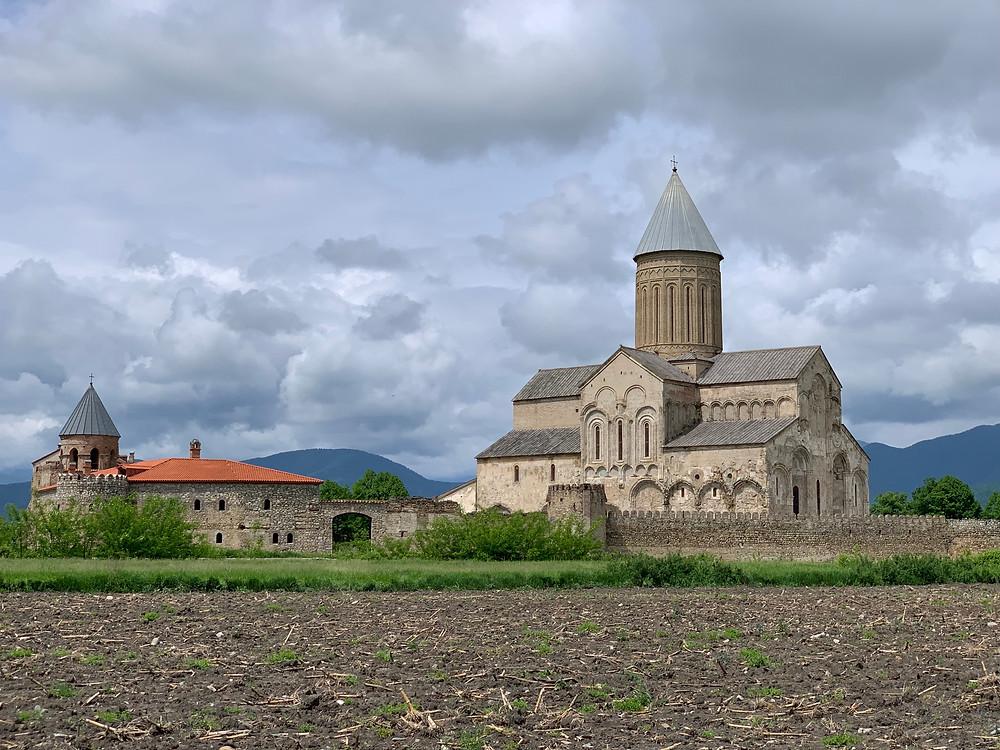 Alaverdi Monastery, Kakheti.
