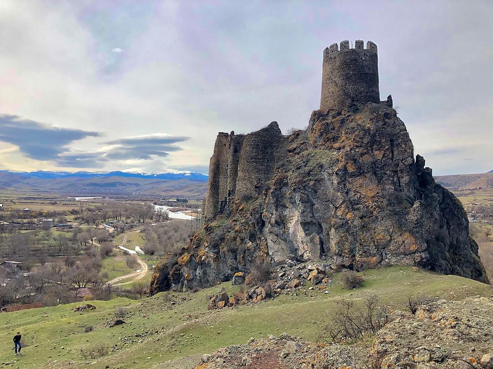 Atsq'uri Fortress, Atsquri Fortress, Atskuri Fortress, აწყურის ციხე