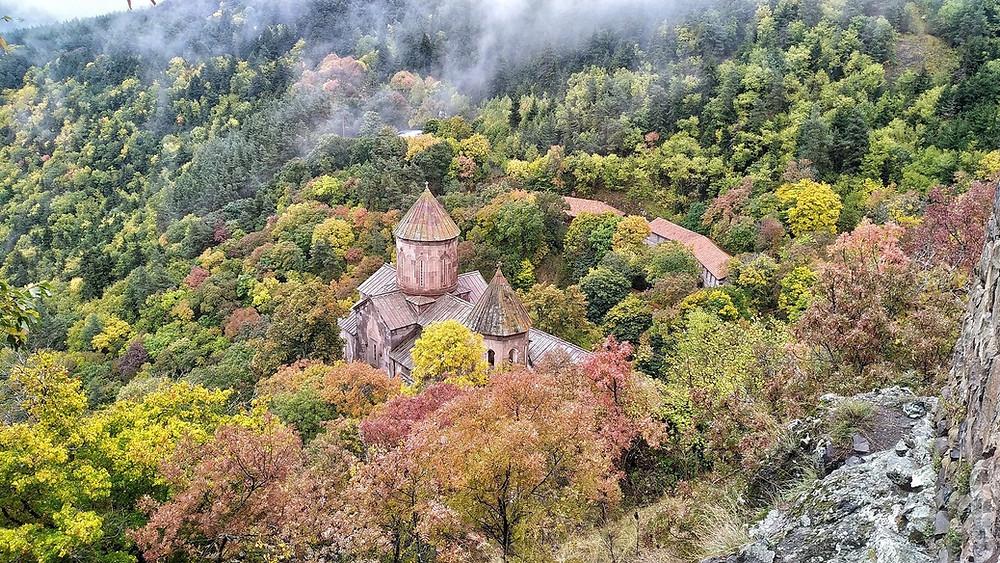 Sapara Monastery საფარის მონასტერი