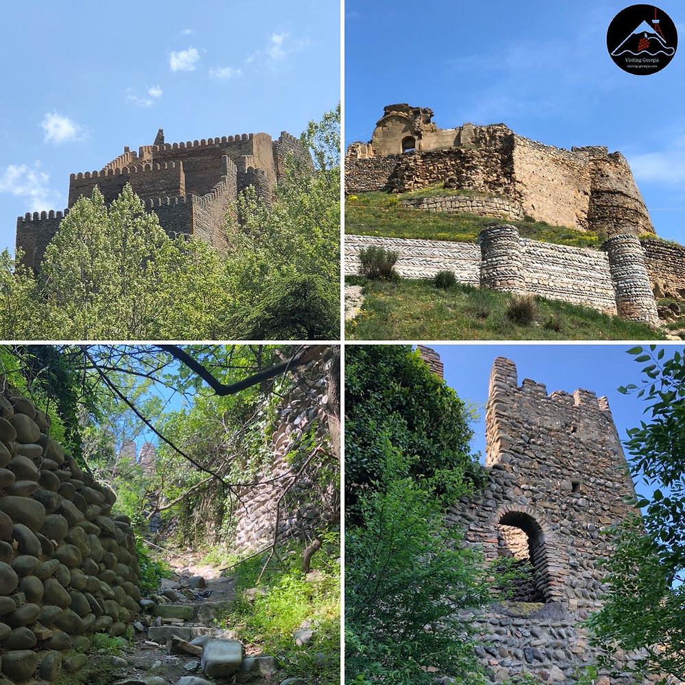 Gori Fortress, Gori გორის ციხე, გორი