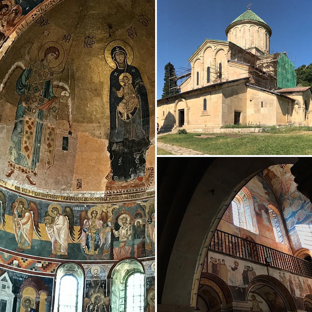 Gelati Monastery, Kutaisi, Imereti