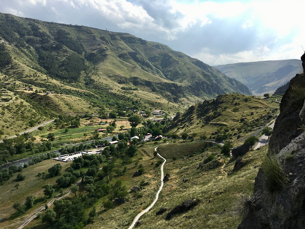 Mtkvari River, Javakheti Plateau, Vardzia, Samtskhe-Javakheti