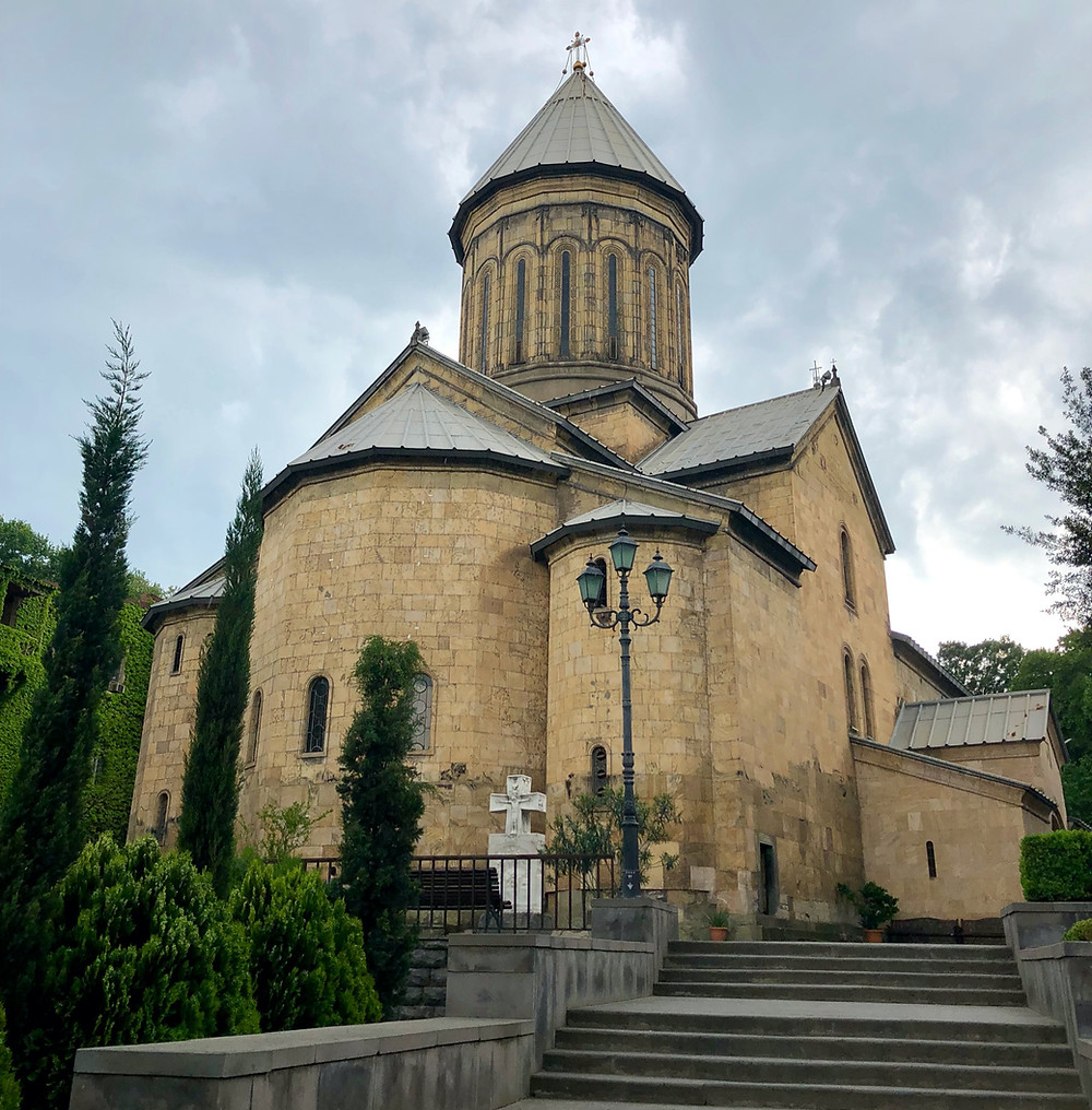 Tbilisi Sioni Cathedral, Tbilisi.