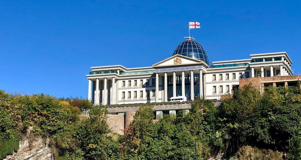 Georgian Presidential Palace, Avabari, Tbilisi