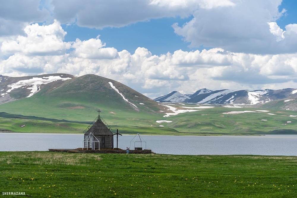 Samsari Ridge, Poka, Samtskhe-Javakheti