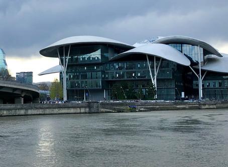 Modern Architecture for a Modern Georgia?