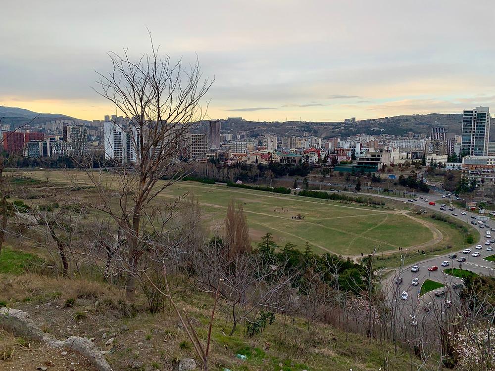 Tbilisi Hippodrome, Saburtalo, Georgia