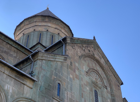 Between East and West: Georgia Through its Churches