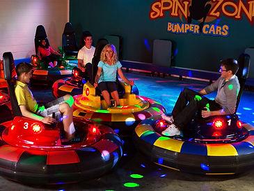 Spin Zone Bumper Cars