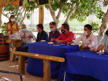 Lanzamiento de Paihuano Turismo Seguro Todo el Año