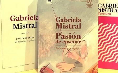 Descarga gratis y de forma Legal, los libros de Gabriela Mistral