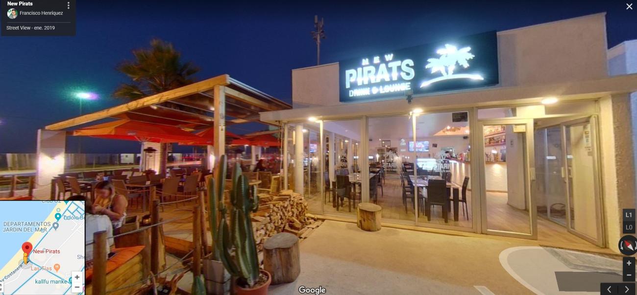 New Pirats Burger
