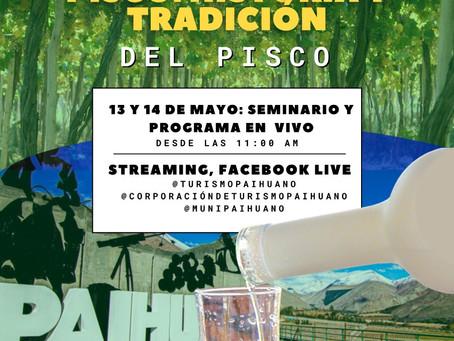 Seminario Paihuano Cuna del Pisco, 13 y 14 de Mayo